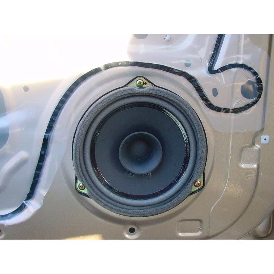 2002 Kia Rio Cinco Front door speaker
