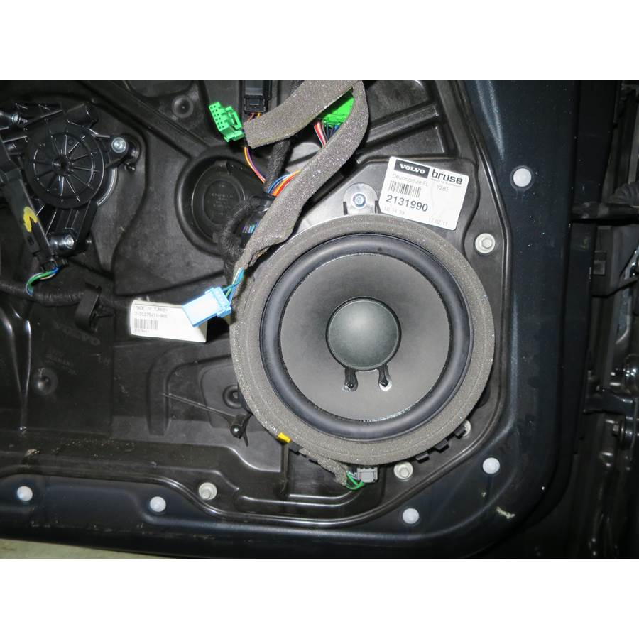 2015 Volvo S60 Front door woofer