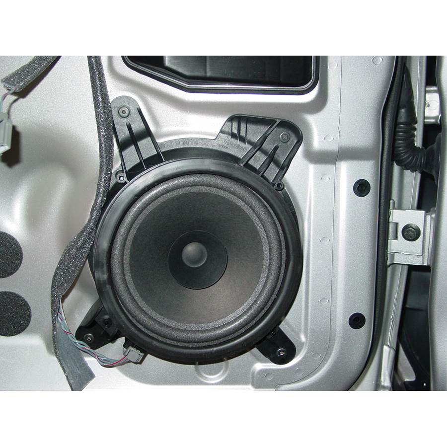 2006 Volvo XC70 Front door woofer