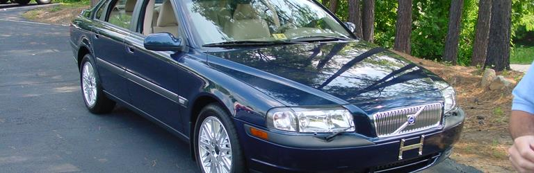 2001 Volvo S80 Find Speakers Stereos And Dash Kits That Fit Your Car