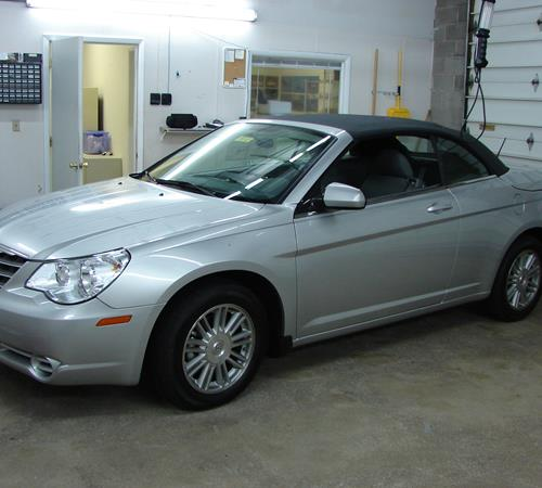 2008 chrysler sebring find speakers stereos and dash. Black Bedroom Furniture Sets. Home Design Ideas