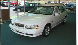 Pioneer auto Heck altavoces para volvo s70//v70-1996-2000