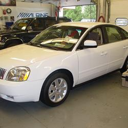 2009 Mercury Sable Exterior