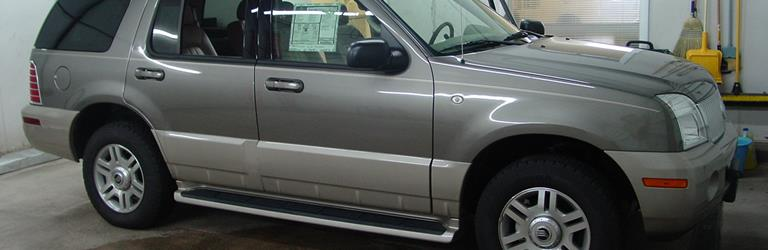 2002 Mercury Mountaineer Exterior