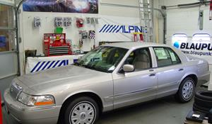 2007 Mercury Grand Marquis Exterior