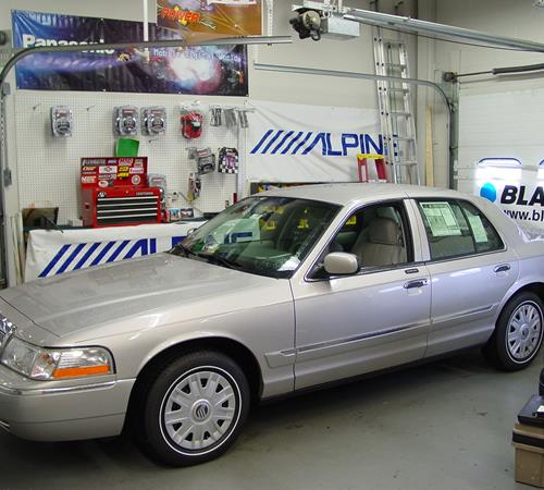 2004 Mercury Grand Marquis Exterior