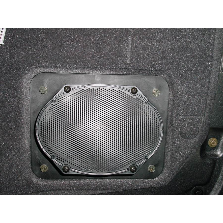 2002 Mercury Villager Front door woofer