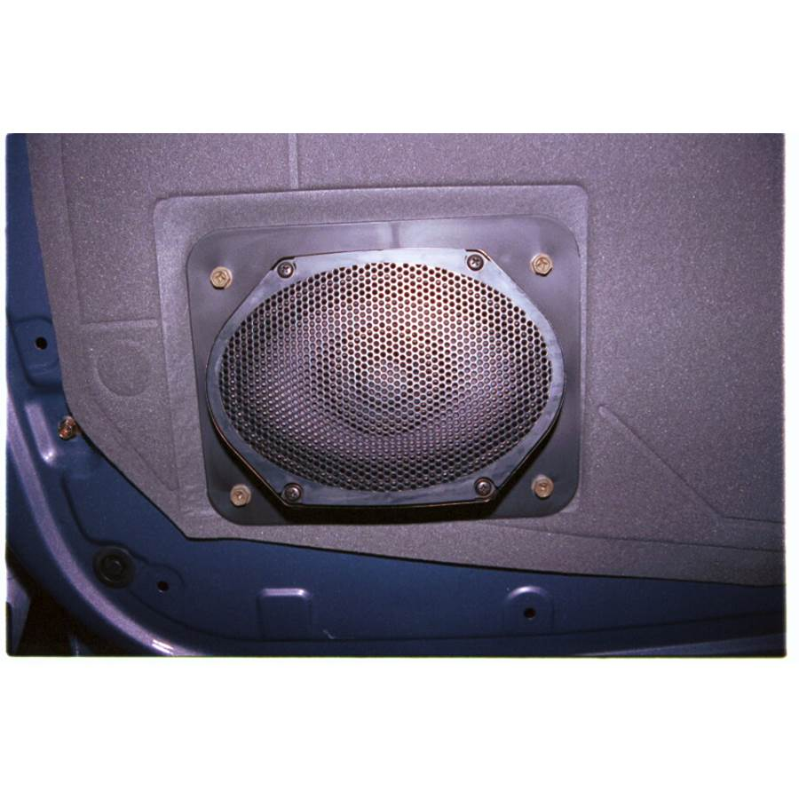 2002 Mercury Villager Front door speaker