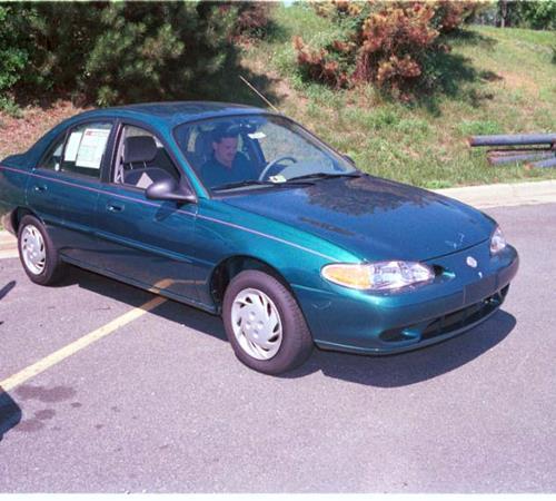 1998 mercury tracer station wagon