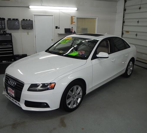 2010 Audi A4 Performance Upgrades: Find Speakers, Stereos, And Dash Kits That