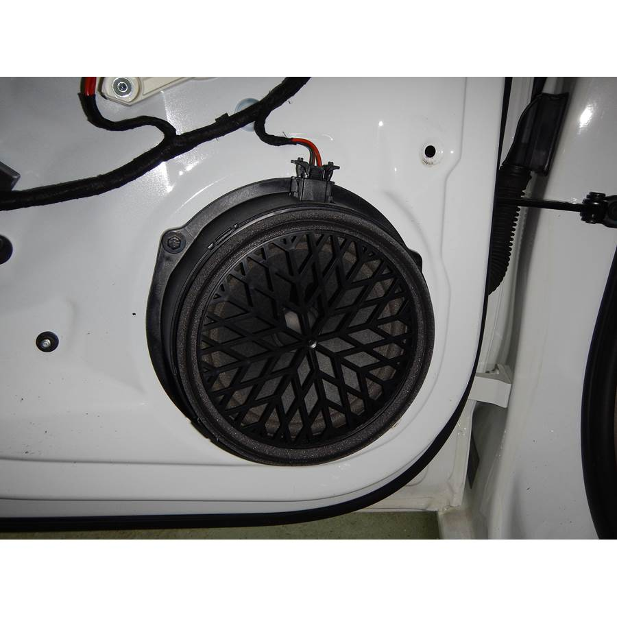 2014 Audi A4 Rear door woofer