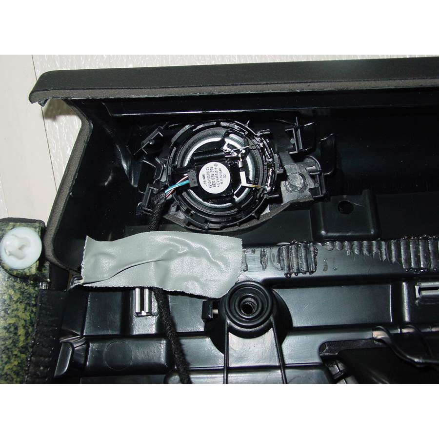 2008 Audi S4 Rear door tweeter