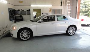 2017 Chrysler 300 Exterior