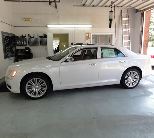 2011 Chrysler 300 Exterior