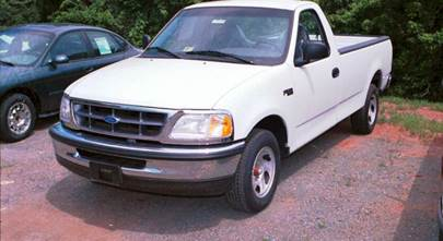 1997-2000 Ford F-150 Standard Cab and Super Cab