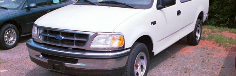 2000 Ford F-150 Exterior