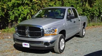 2006-2008 Dodge Ram Quad Cab