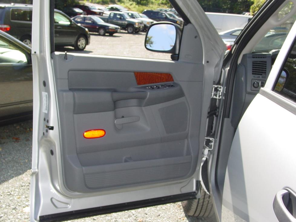 dodge Ram Quad Cab front door