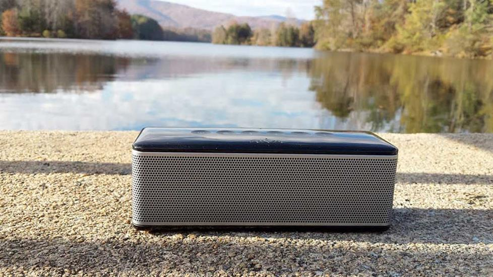 RIVA S portable Bluetooth speaker