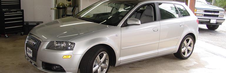 2012 Audi A3 - find speakers, stereos, and dash kits that fit your car