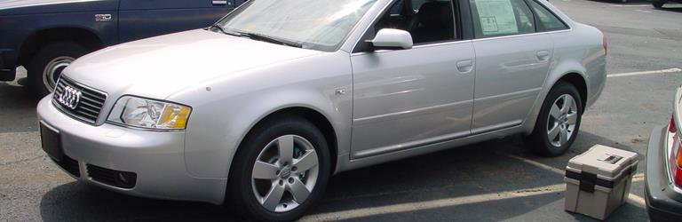 2002 Audi A6 - find speakers, stereos, and dash kits that fit your car