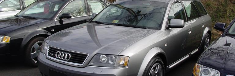Audi Allroad Quattro Audio – Radio, Speaker, Subwoofer, Stereo