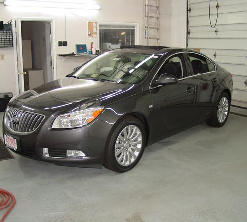 2012 Buick Regal Exterior