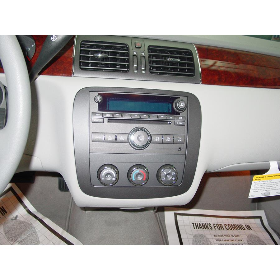 2011 Buick Lucerne Factory Radio