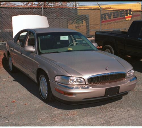 2001 Buick Park Avenue Find Speakers Stereos And Dash Kits That