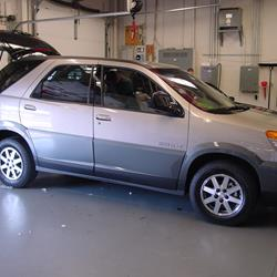 exterior buick rendezvous audio radio, speaker, subwoofer, stereo 2005 Buick Rendezvous Recalls at n-0.co