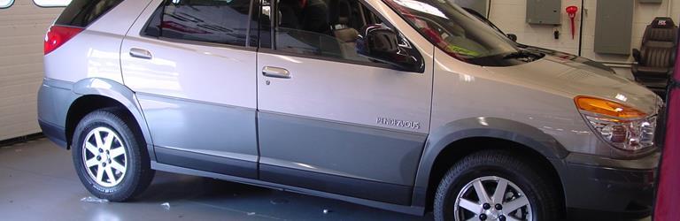 2006 Buick Rendezvous Window Problems