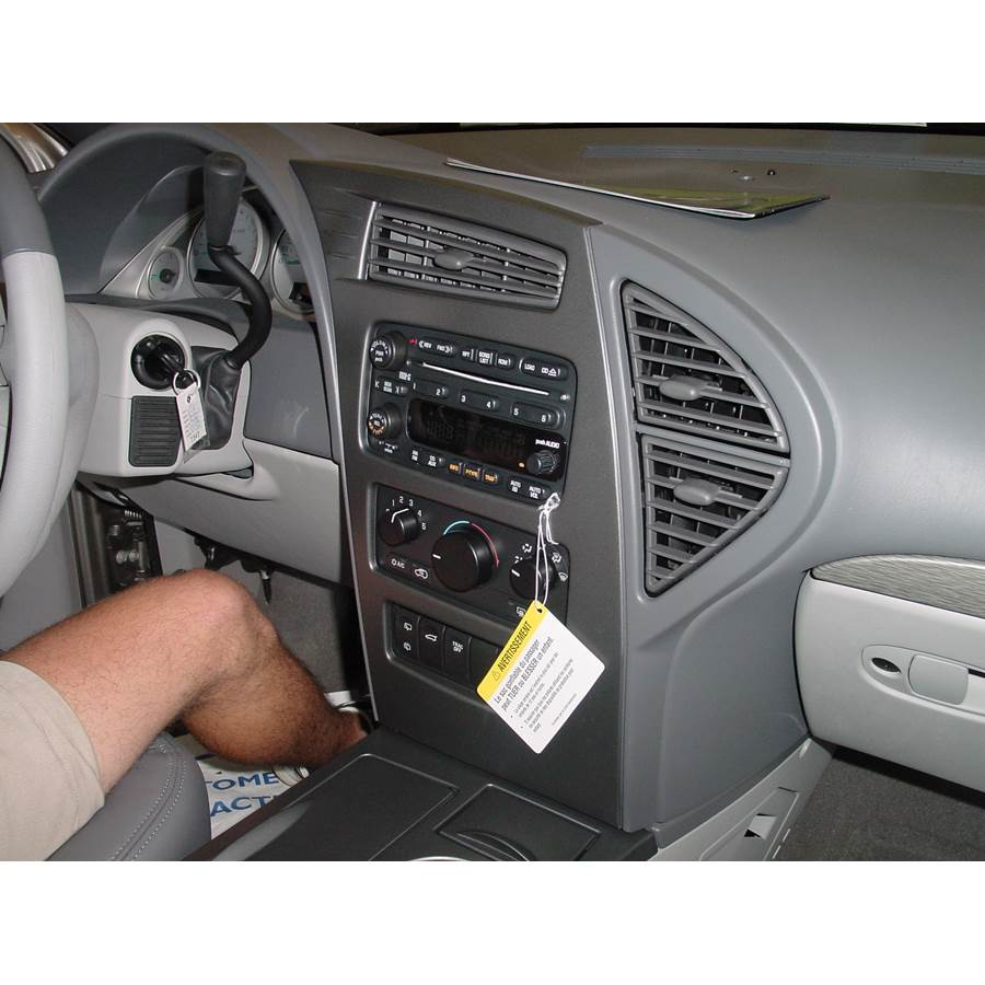 2004 Buick Rendezvous Factory Radio