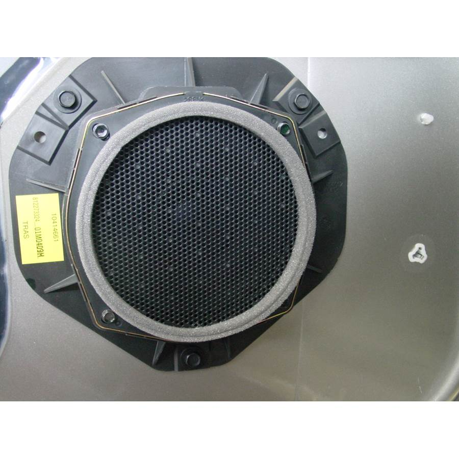 2004 Buick Rendezvous Rear door speaker