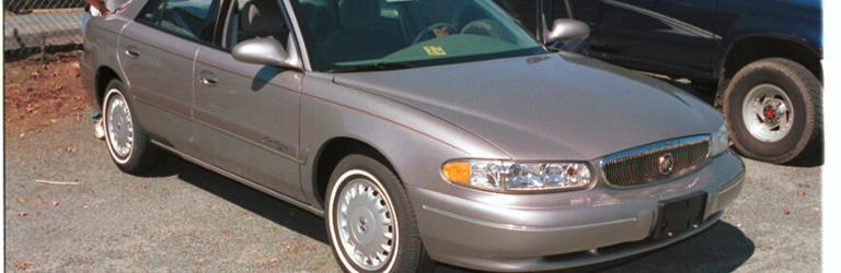 2002 Buick Century Exterior