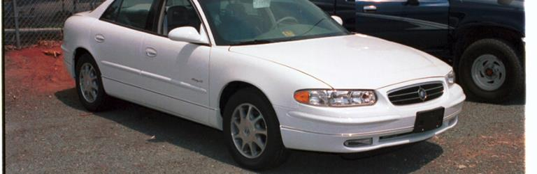 2000 Buick Regal Exterior