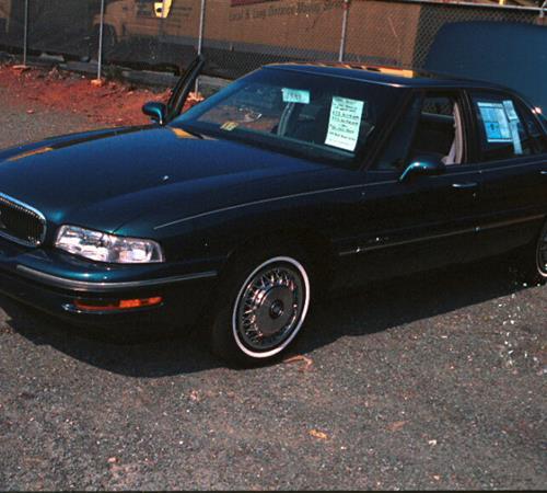 1999 Buick LeSabre Exterior