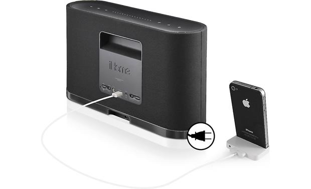 iHome iW1 AC Power Required
