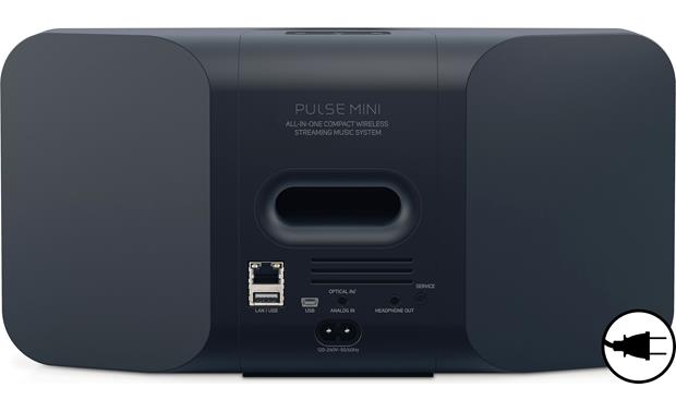 Bluesound Pulse Mini AC power required