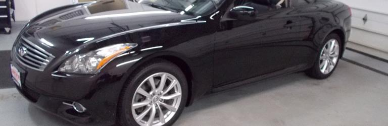 2009 Infiniti G37 - find speakers, stereos, and dash kits