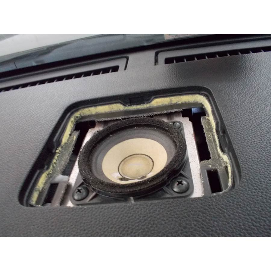 2012 Infiniti G Center dash speaker
