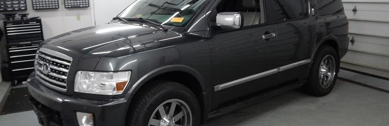 2010 Infiniti Qx56 Find Speakers Stereos And Dash Kits That Fit