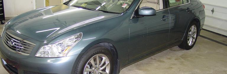 2008 Infiniti G35 Exterior