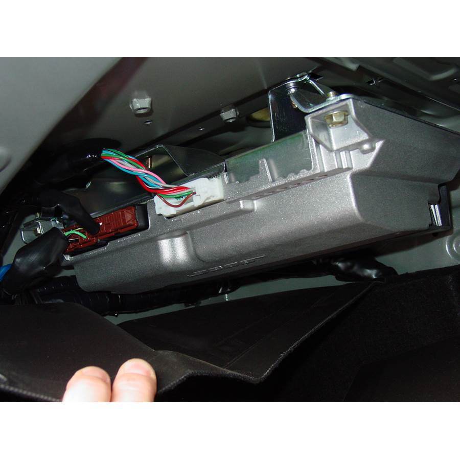 2006 Infiniti M45 Factory amplifier