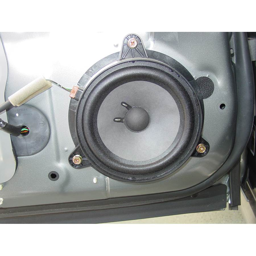 2006 Infiniti M45 Rear door speaker