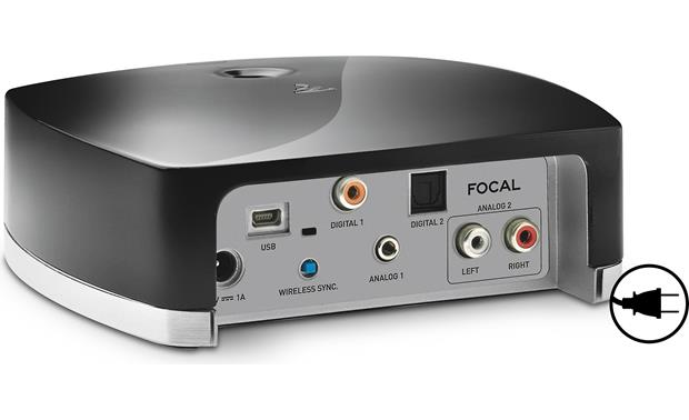 Focal Easya AC Power Required