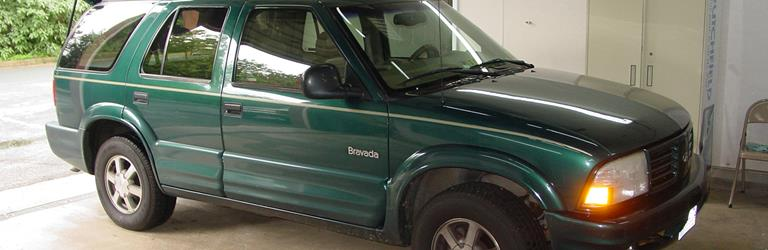 2000 oldsmobile bravada find speakers stereos and dash kits that fit your car 2000 oldsmobile bravada find speakers