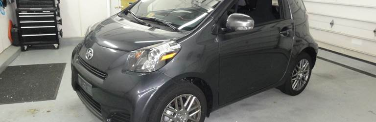 2013 Scion iQ Exterior