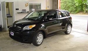 2009 Scion xD Exterior
