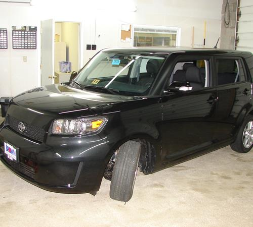 2008 Scion xB Exterior
