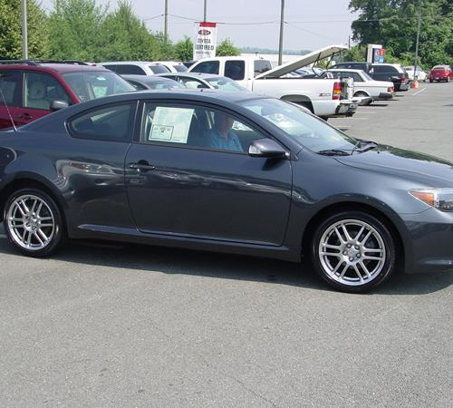 2005 Scion tC Exterior